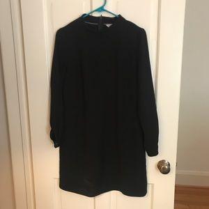 Boden Black Dress EUC - with Pockets!